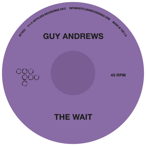 Guy Andrews - The Wait / Hands In Mine (HFT022 Preview)