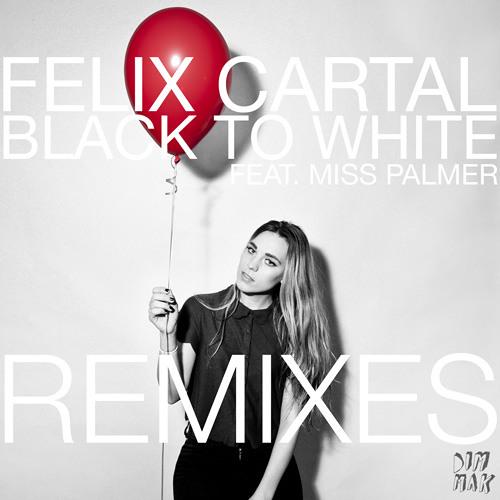 01 Black to White feat. Miss Palmer (Angger Dimas Remix) Dim Mak DM296