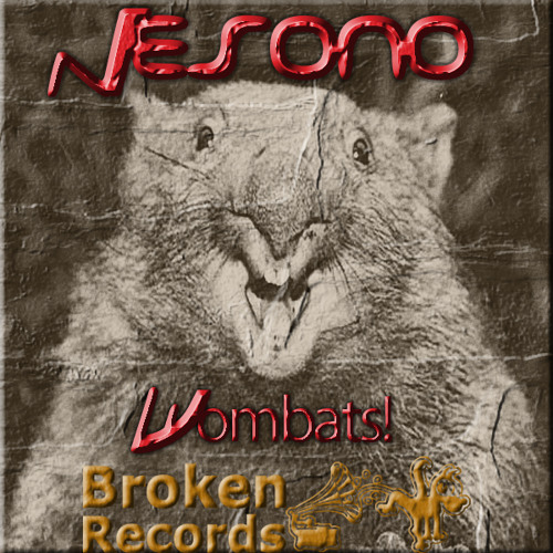 BR020 Nesono-  Keith the Wombat