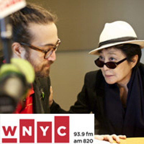 Yoko Ono Lennon & Sean Lennon on WNYC 93.9FM – 'Spinning On Air' Mothers Day 13 May 2012