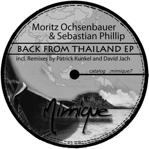 Moritz Ochsenbauer & Sebastian Phillip - Kangaroo Bar (David Jach Remix)