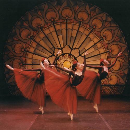 Tchaikovsky - Spanish Dance (Nonagon reinterpretation)