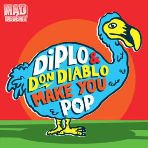 Diplo & Don Diablo - Make You Pop (Bassnectar Edit) (RobTECH Bootleg)