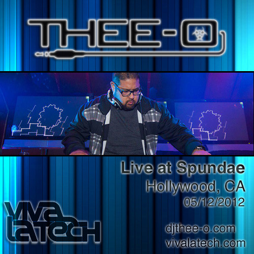Thee-O - Live at Spundae (05/12/12)