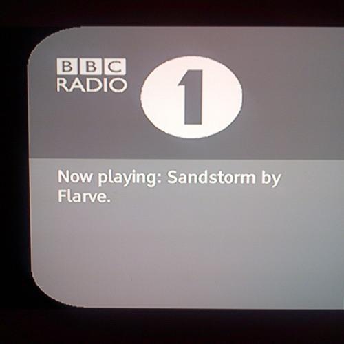 (RADIO 1 RIP) Flarve - Sandstorm