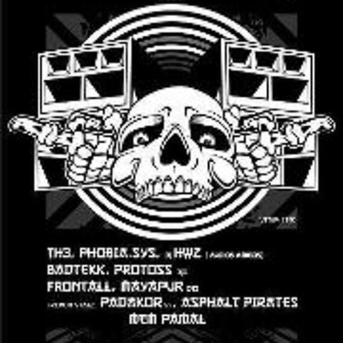 ASPHALT-PIRATES --ON THE ROAD AGAIN !!! LIVE IN CZECH !!!