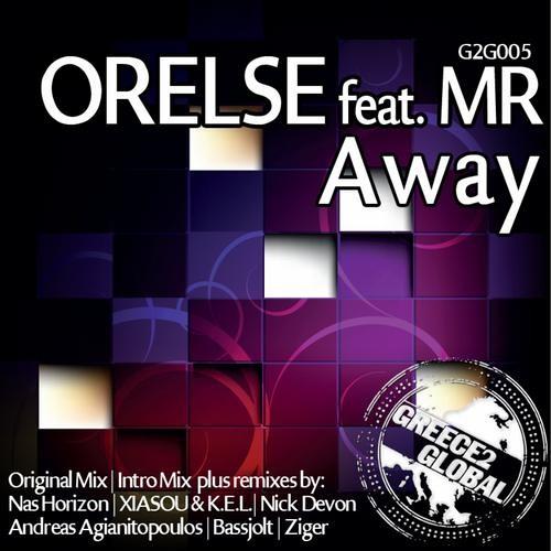 Orelse - Away (Nick Devon Dub Remix) [Greece2Global]