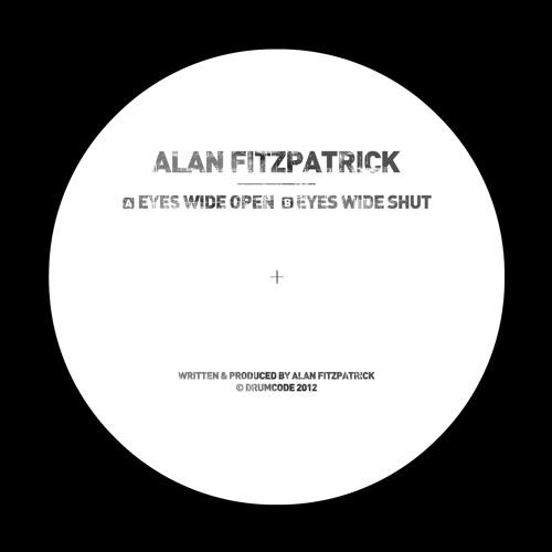 DCLTD05 Alan Fitzpatrick - Eyes Wide Open - Drumcode