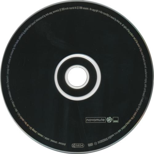 Plastikman: Contain (1998) MINUS1