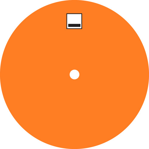 Richie Hawtin: Minus/Orange (1) (1999) MINUSORGANGE