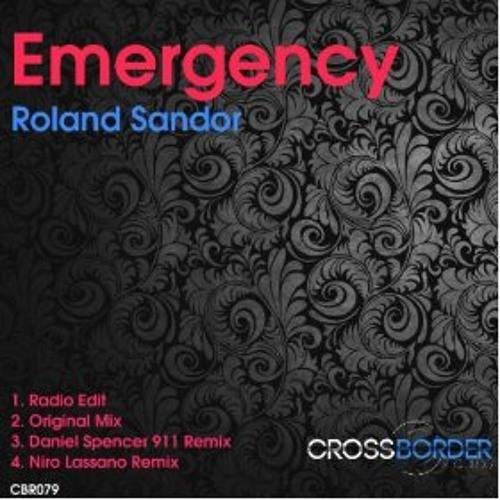 Roland Sandor - Emergency (Radio Edit)