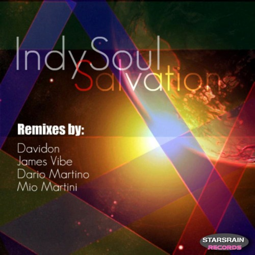 Indysoul - Salvation (Deepersoul Mix) - Out Now !