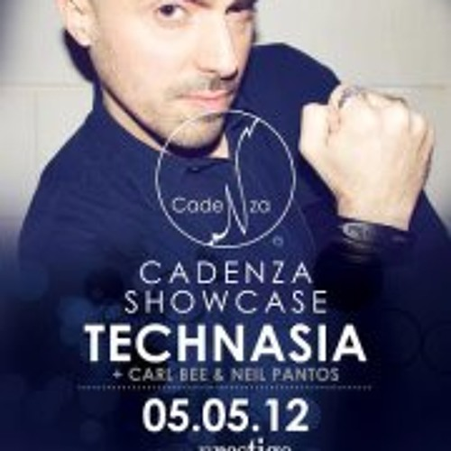 Technasia @ Cadenza Showcase, Prestige Club, Malta 05.05.2012
