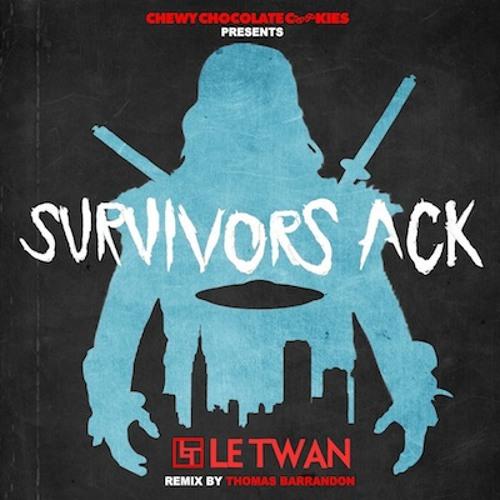"""CCC014 - Le Twan """"Survivors ACK"""" Thomas Barrandon Remix - Preview - OUT NOW"""