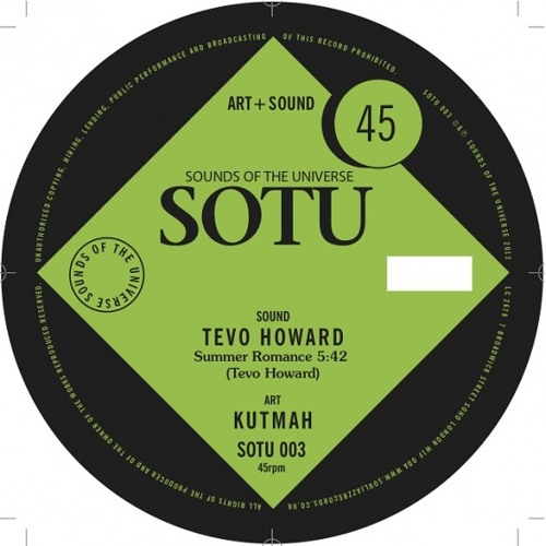 Tevo Howard - Summer Romance (Sounds Of The Universe)