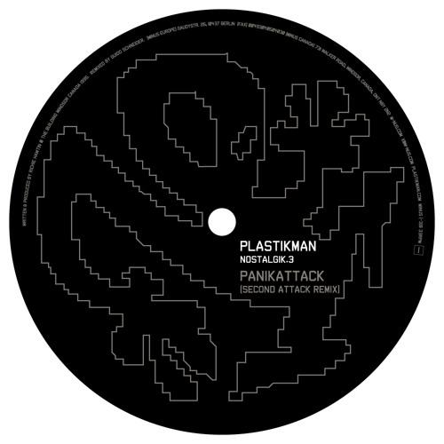Plastikman: Panikattack (Second Attack Remix) (2007) MINUS(-3)