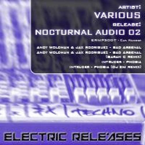Bad Arsenal - Sarah C Remix [Electric Releases]
