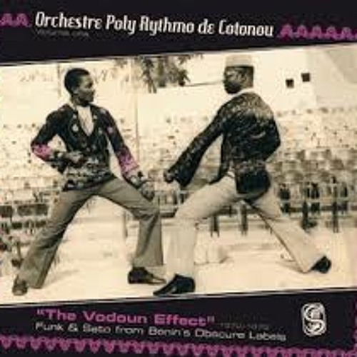 Orchestre Poly Rythmo de Cotonou - Cherie Oyo - Cumbia Edit - Oralestyle - 1