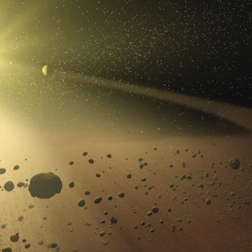 Asteroid Dance