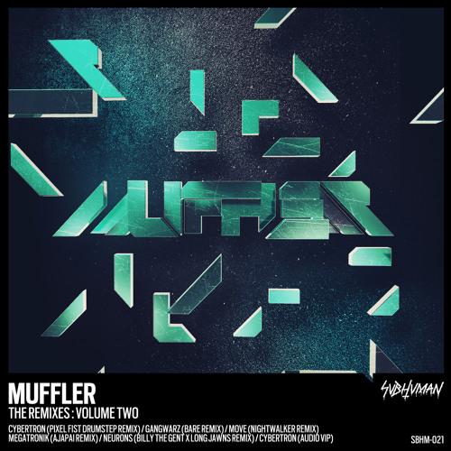 Muffler + Bare - Megatronik (Ajapai Remix) (SUBHUMAN 021)