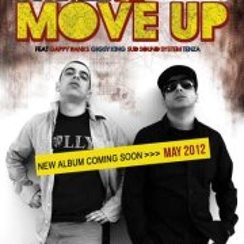 """MOVE UP"" Rankin lele & Papa Leu - ADRIATIC SOUND - Promo album"