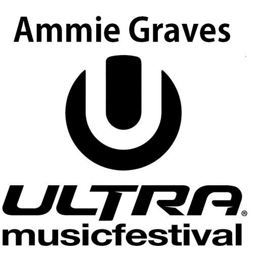 Ammie Graves @ Ultra Music Festival - Miami