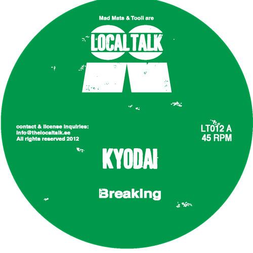 Kyodai-Breaking (LT012, Side A)