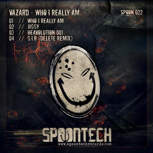 Vazard - G.I.R (Delete Remix) (SPOON 022)