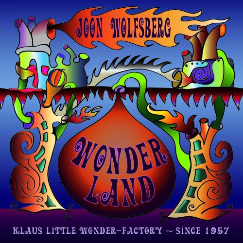PAINTER by Joon Wolfsberg (2012 Wonderland Album)
