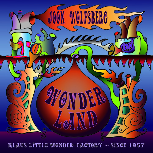 CASH & DYLAN by Joon Wolfsberg (2012 Wonderland Album)