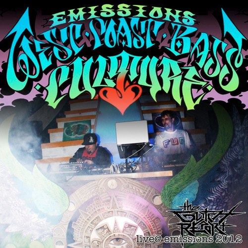 The Glitch Report - Live @ Emissions: West Coast Bass Culture 2012 *320 DL*