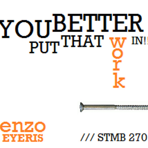 271 /// you better put that WORK in