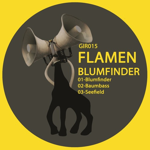 [GIR015] Flamen - Blumfinder EP