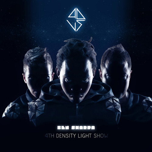 """Ben Sharpa & Pure Solid """"4th Density Light Show"""""""