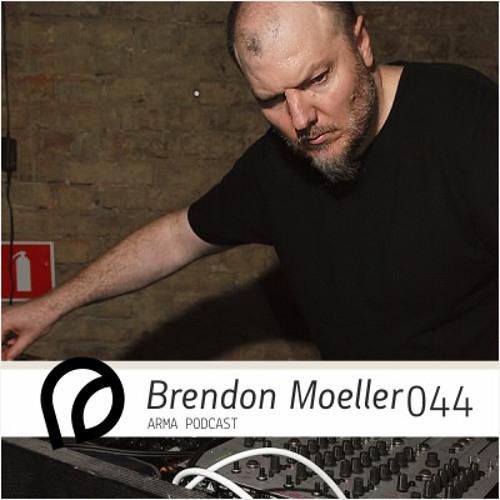 ARMA PODCAST 044: Brendon Moeller @ Juicer