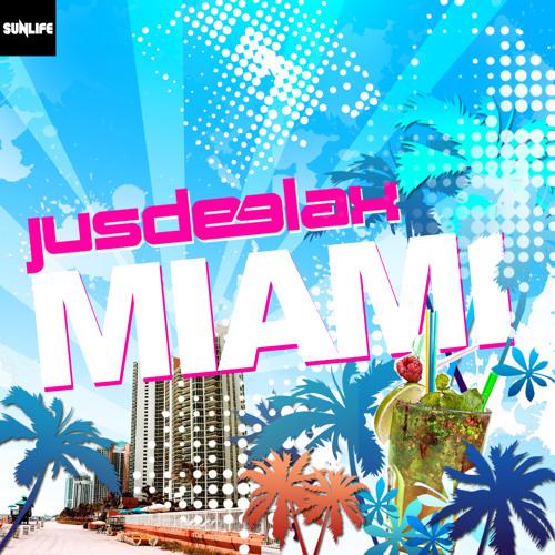 Jus Deelax - Miami (Original mix)