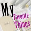My Favorite Things #001