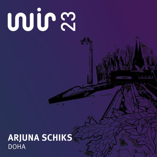 Arjuna Schiks - Ah Ah (WIR 023) Clip