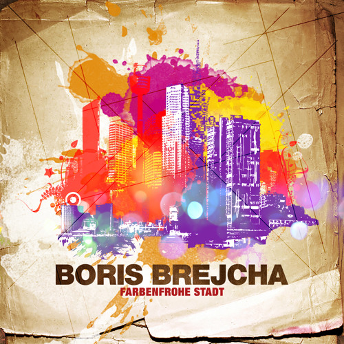 Farbenfrohe Stadt - Boris Brejcha (Original Mix) Harthouse 2012 - Preview