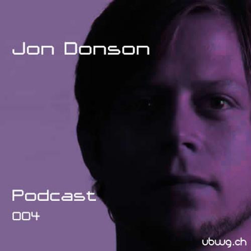 Podcast 004 - Jon Donson - ubwg.ch