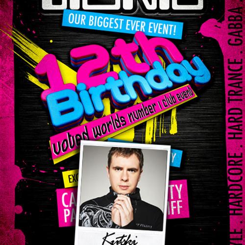 *FREE DOWNLOAD* Bionic 12th Birthday (14th July) Mini Mixes Part 1 of 12 - Kutski