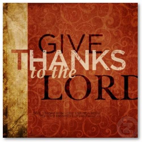 """Give Thanks to the Lord""  copyright Shawnee Press (Hal Leonard)"