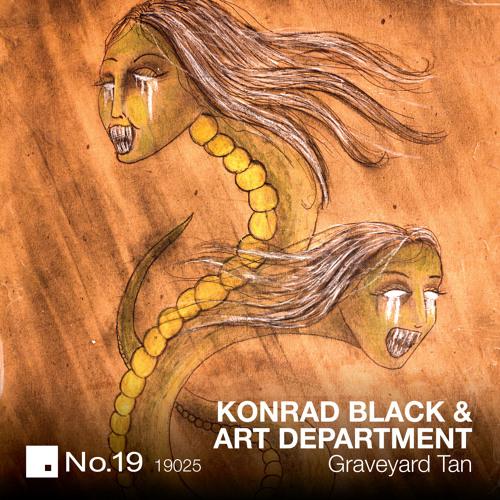 Konrad Black & Art Department - Graveyard Tan -Version 2