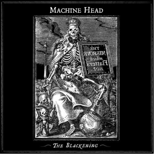 Machine Head - Aesthetics of Hate