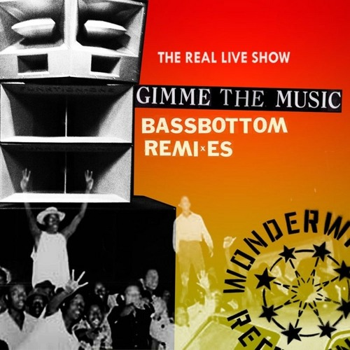 Gimmie The Music (reza's withabass mix)