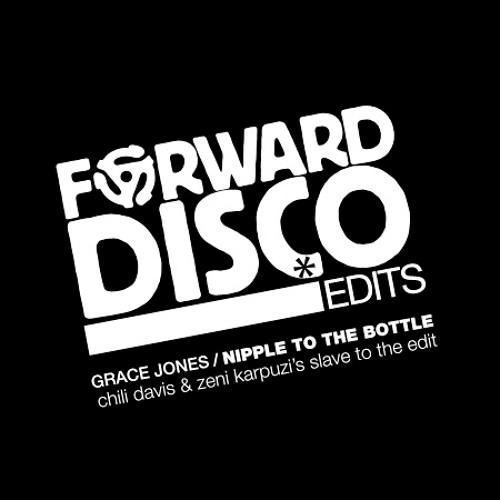 Grace Jones - Nipple to The Bottle (Chili Davis & Zeni Karpuzi Slave To The Edit)