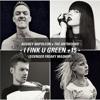 Audrey Napoleon x Die Antwoord - I fink U green +15 (Sovnger freaky MASHUP) FREE DL