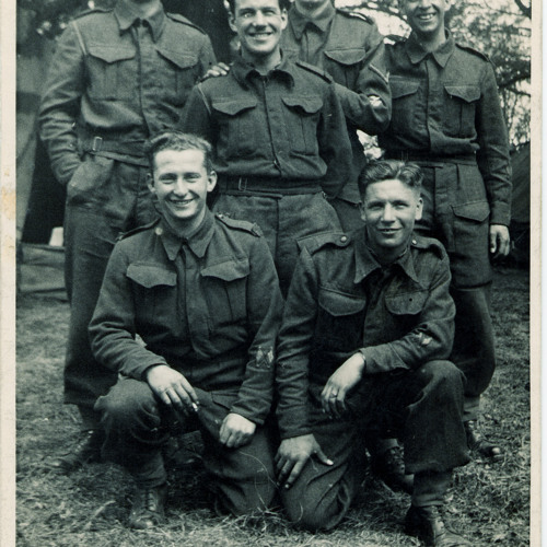 'When I Was Fighting Hitler' Part 1 - Twycross, Farming and Conscription