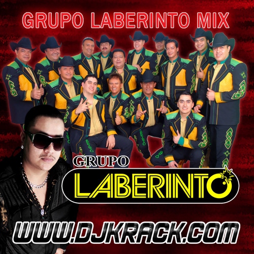 DJ KRACK - LABERINTO MIX 2 LINERS