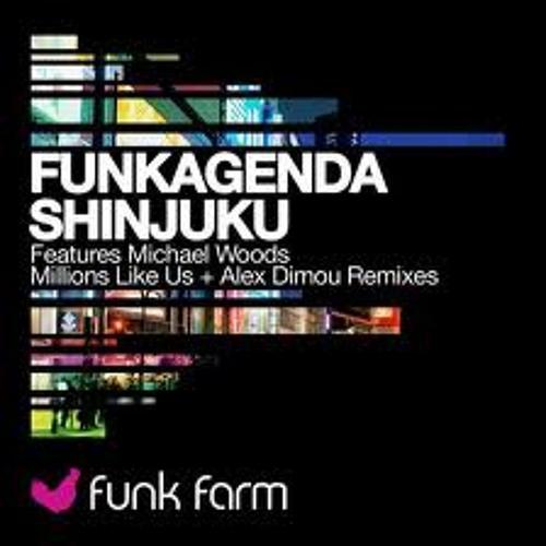 Funkagenda - Shinjuku  ( Henek Bootleg )